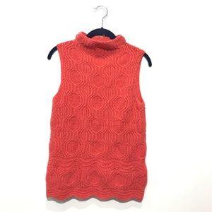 TSE 100% cashmere knit sleeveless sweater